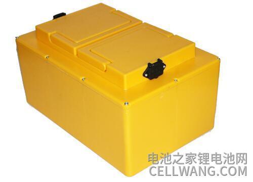 一款电动三轮车用锂电池定制效果展示