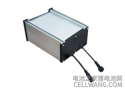 三元12V太阳能路灯锂电池定制效果