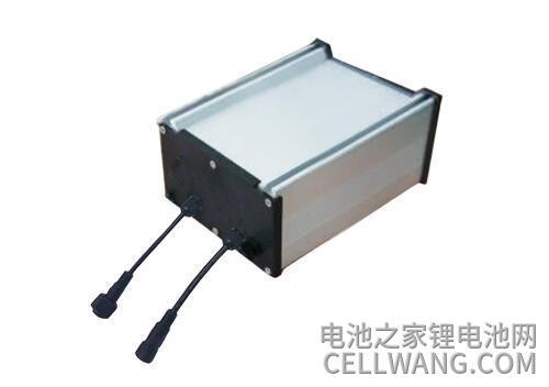 太阳能路灯锂电池定制实物扣图