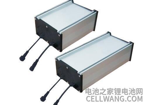 12V太阳能路灯锂电池定制模拟效果图