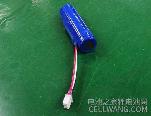 十分别致的手握设备工业锂电池组
