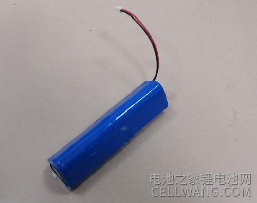 结构性更改后的工业仪表仪器锂电池组