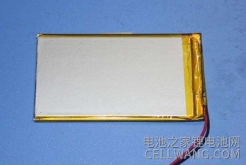 数码型的锂聚合物电池