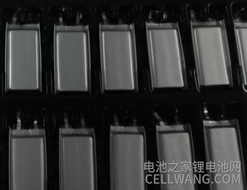 软包聚合物电池锂电池