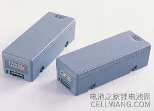12V便携式光电除颤监护仪锂电池