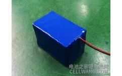 12V电动喷雾器专用锂电池原来是这样做出来的