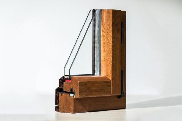 UNI-ONE 90° 铝包木窗