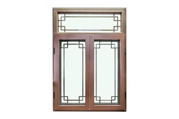 特兰托铝包木窗