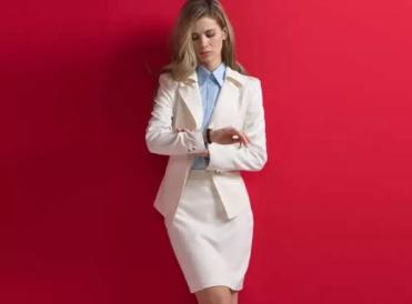 购买职业时装时考虑的因素