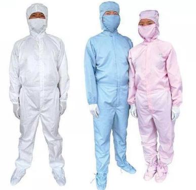 食品加工厂工作服一般选择什么颜色好