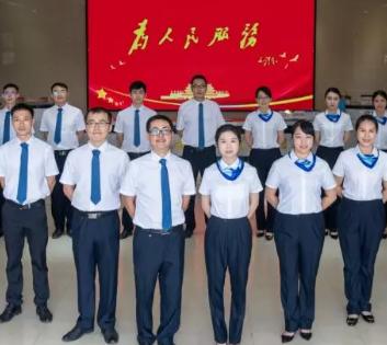 重庆开州行政审批局工作服定制