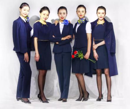 重庆机场地勤工装制服定制