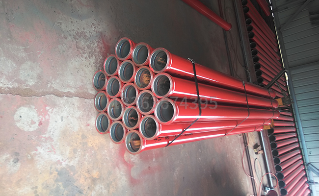 DN125规格的泵车泵管