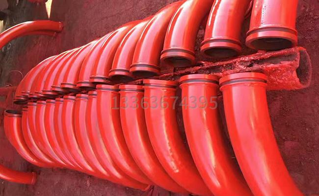 泵管中有哪几种弯头