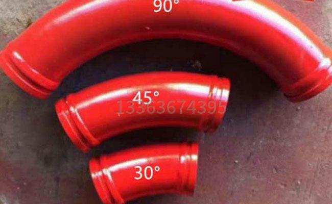 地泵管中的90度45度30度