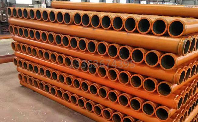 壁厚5.0毫米的3米地泵泵管