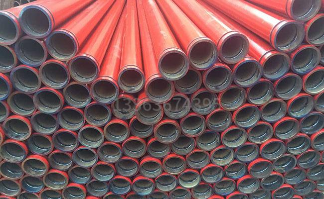 3米长度的dn80细石泵管