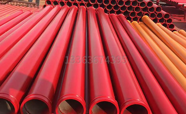 地泵泵管的图片