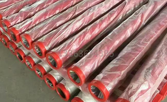 成品单层耐磨泵管的图片