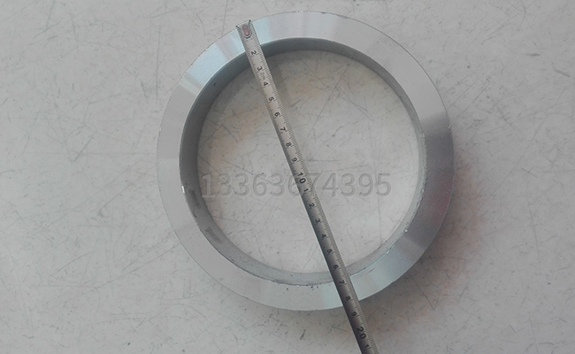 DN150高压184泵管法兰的图片