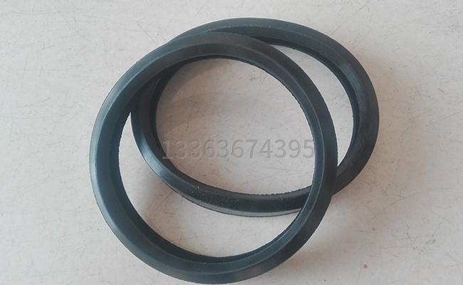 125混凝土泵管胶圈的图片