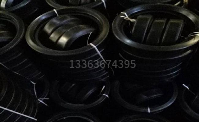 耐磨泵管胶圈的图片