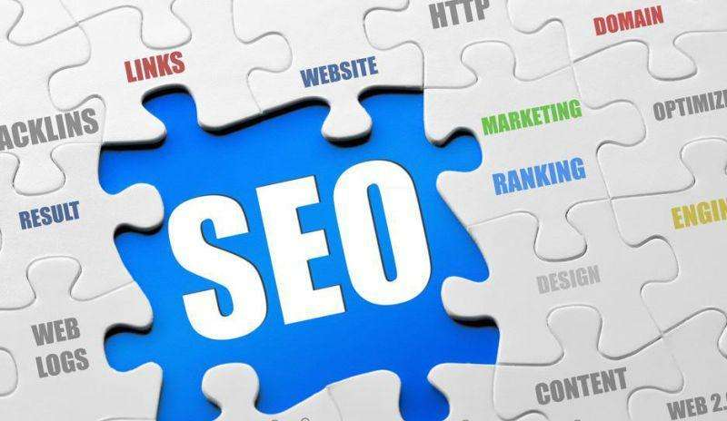 seo干货分享:页面优化和外链建设