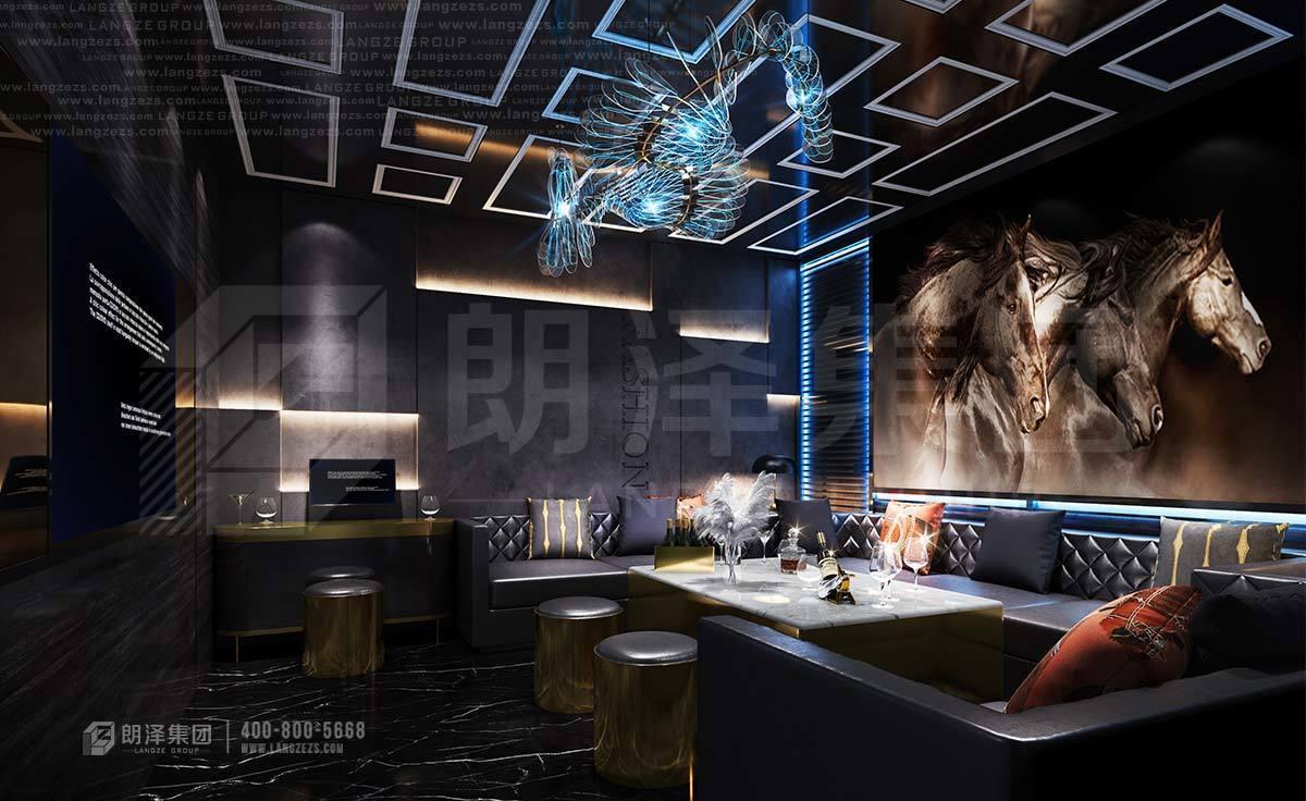 音乐酒吧设计装修效果图