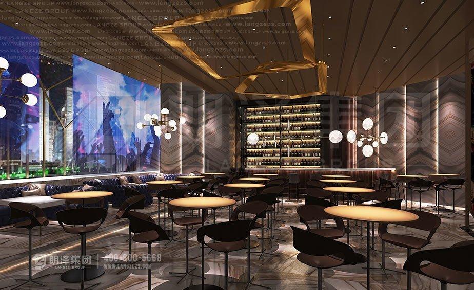 美式酒吧装修风格特点