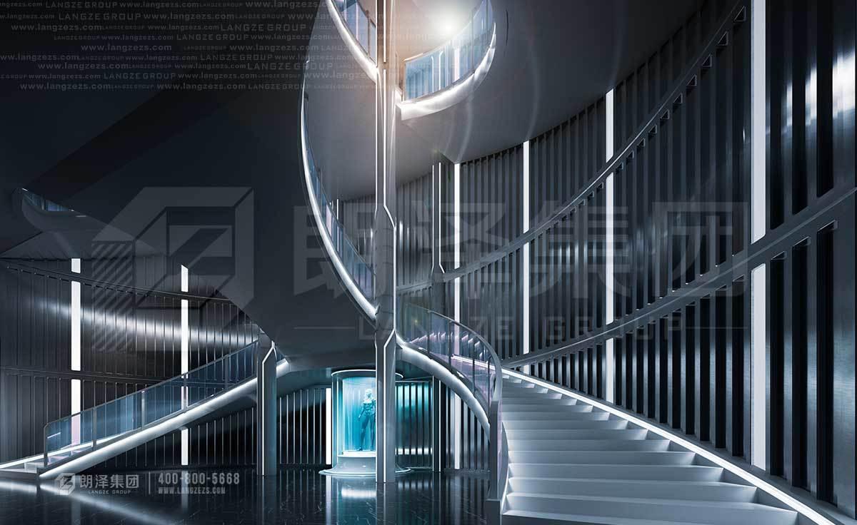 酒吧楼梯装修设计有哪些注意事项