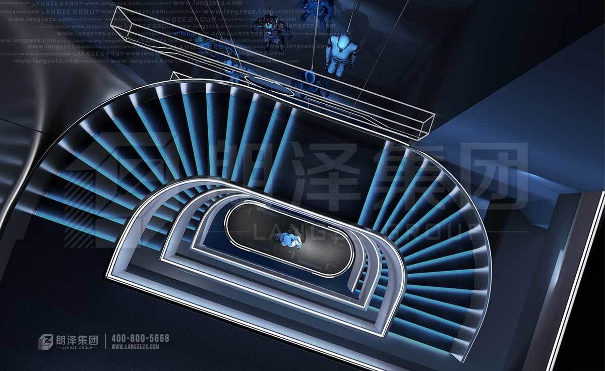 酒吧楼梯装修设计效果图
