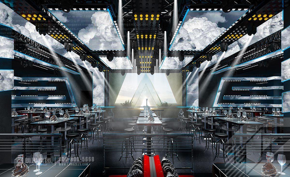 演艺酒吧设计如何凸显艺术感