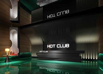 新疆和田TS派对酒吧设计理念及效果图