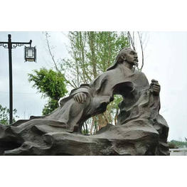 城市景观铸铜雕塑