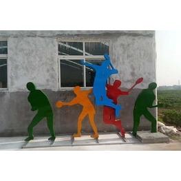 学校不锈钢雕塑