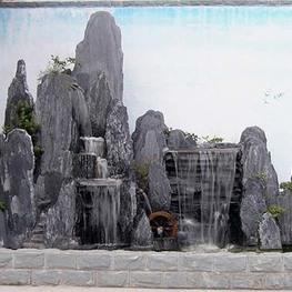 郑州水泥假山雕塑加工