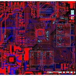 芯片对地阻杭测试