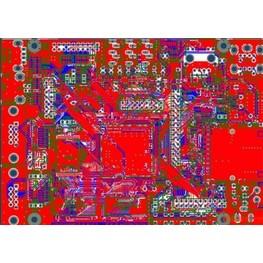 浅谈双面板pcb抄板方法与多面板PCB抄板方法