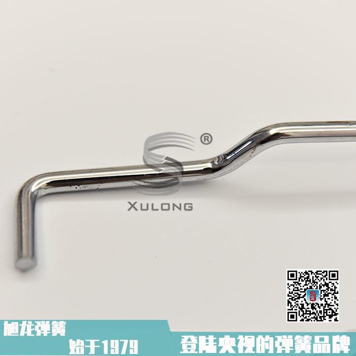 广东旭龙弹簧厂生产大线径线弹簧