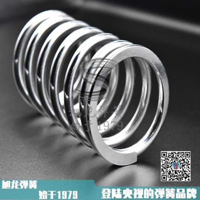 深圳大线径压缩弹簧