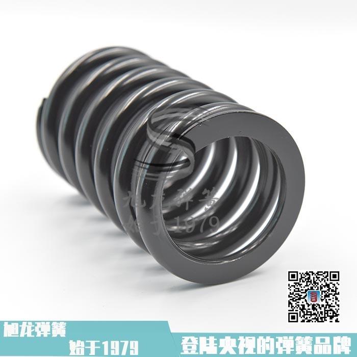 广西旭龙弹簧厂生产的深圳调直机油缸弹簧