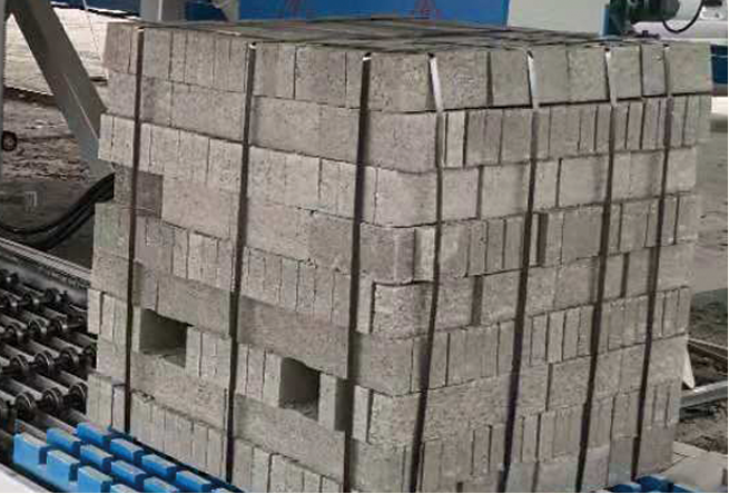 Smart code brick machine actual case