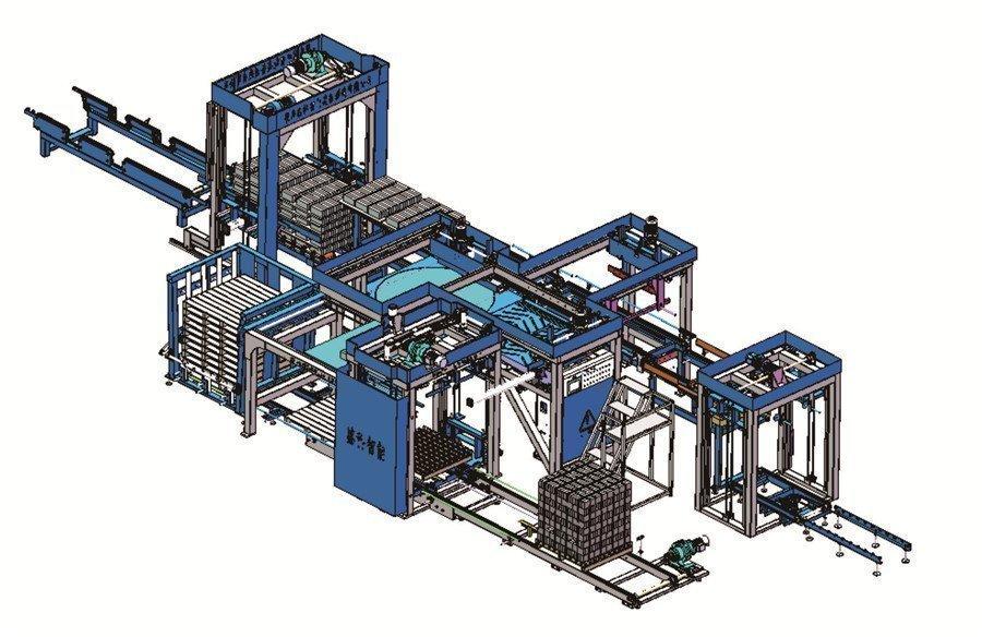 Intelligent Brick Coding Machine MDJ-Z1000A