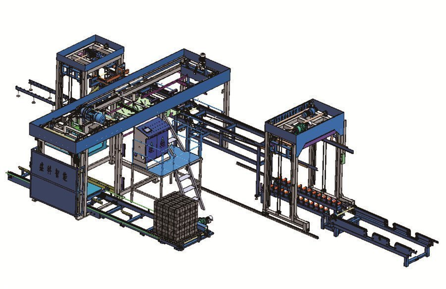 CNC Code Brick Line MDJ-Z1000B
