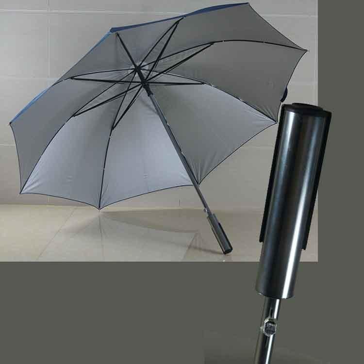 铝合金纤维骨高尔夫伞超轻防风印标印logo定制
