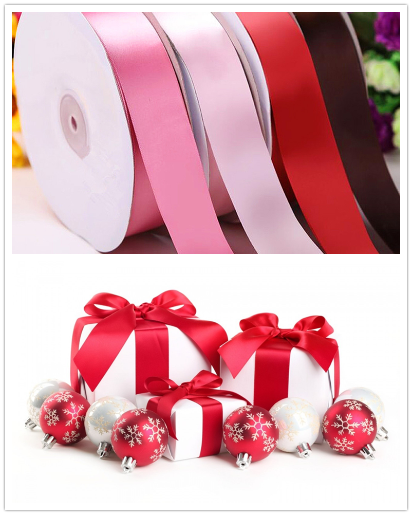 satin ribbon for packing
