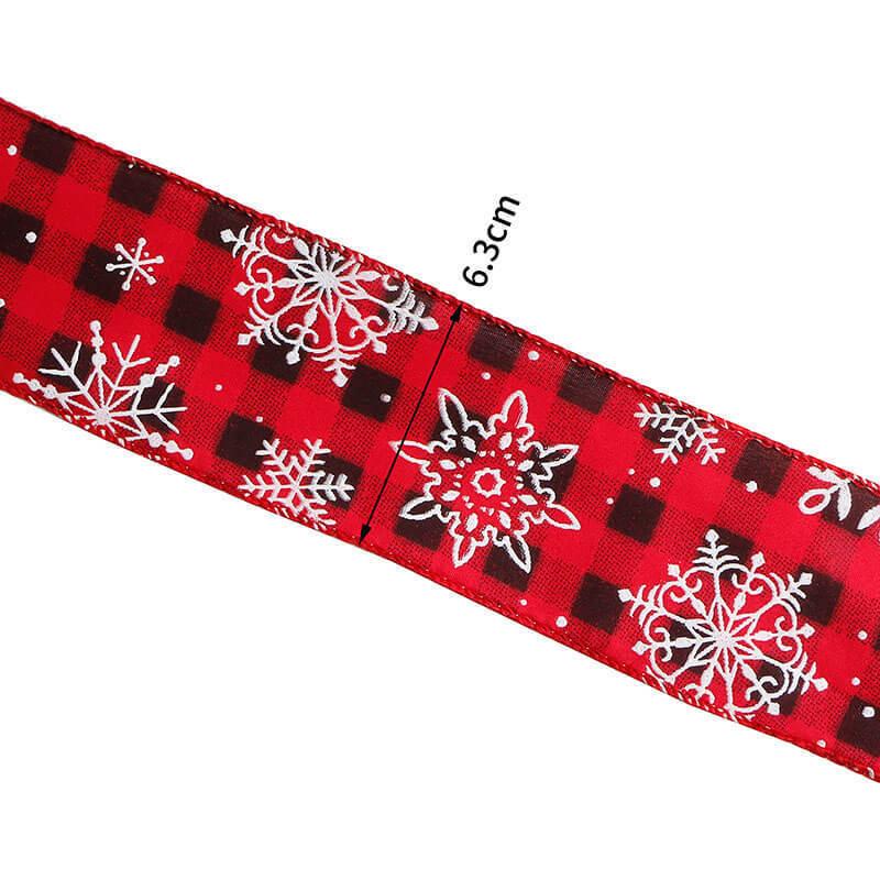 Red burlap ribbon wholesale