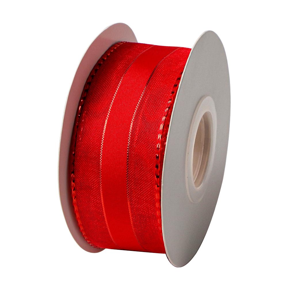 wired organza ribbon)