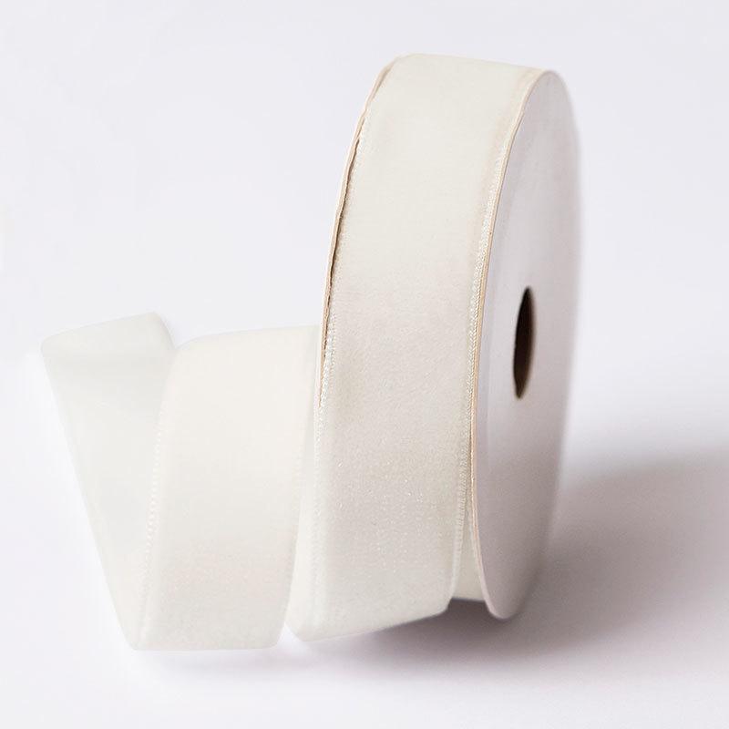 velvet ribbon for gift wrapping