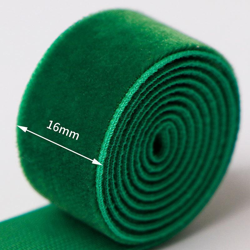 16mm velvet ribbon